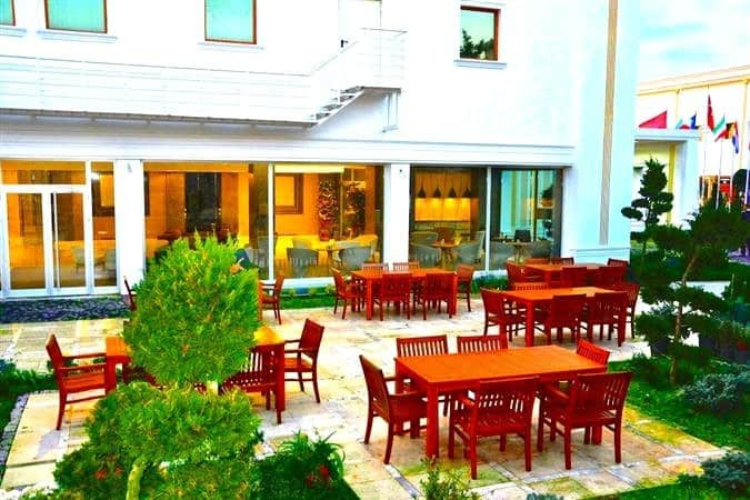 Kadak Garden Otel