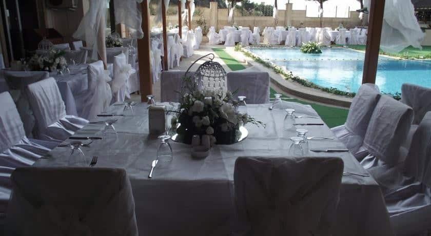 Club Rose Bay Otel foça düğün fiyatları