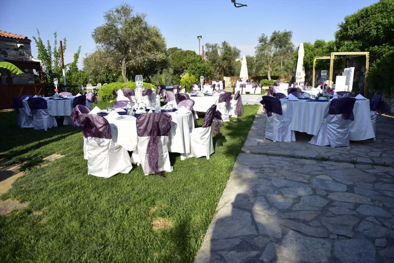 Efsah Garden Urla düğün fiyatları