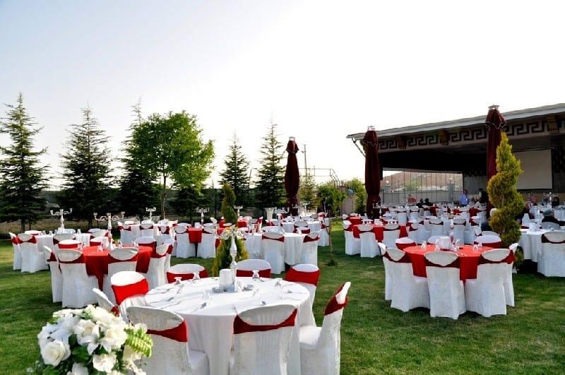 Bahçemis Kır Bahçesi Düğün Salonu