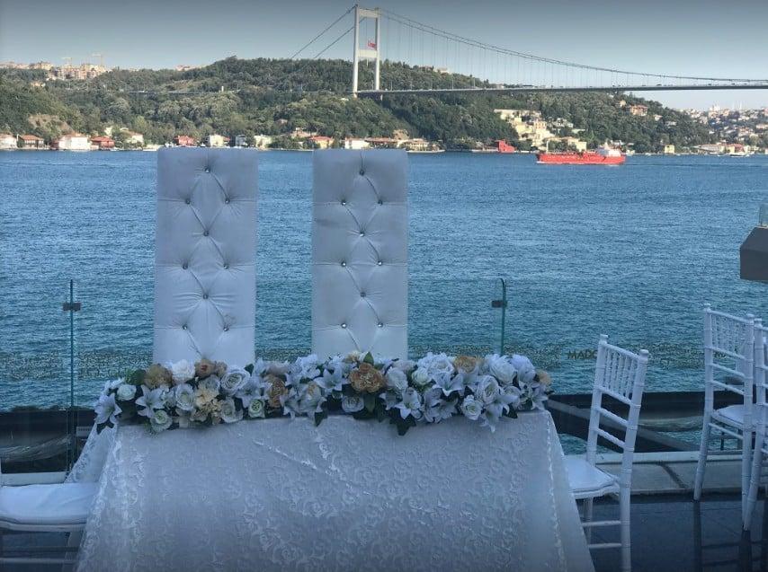 Emirgan Mado Düğün Fiyatları