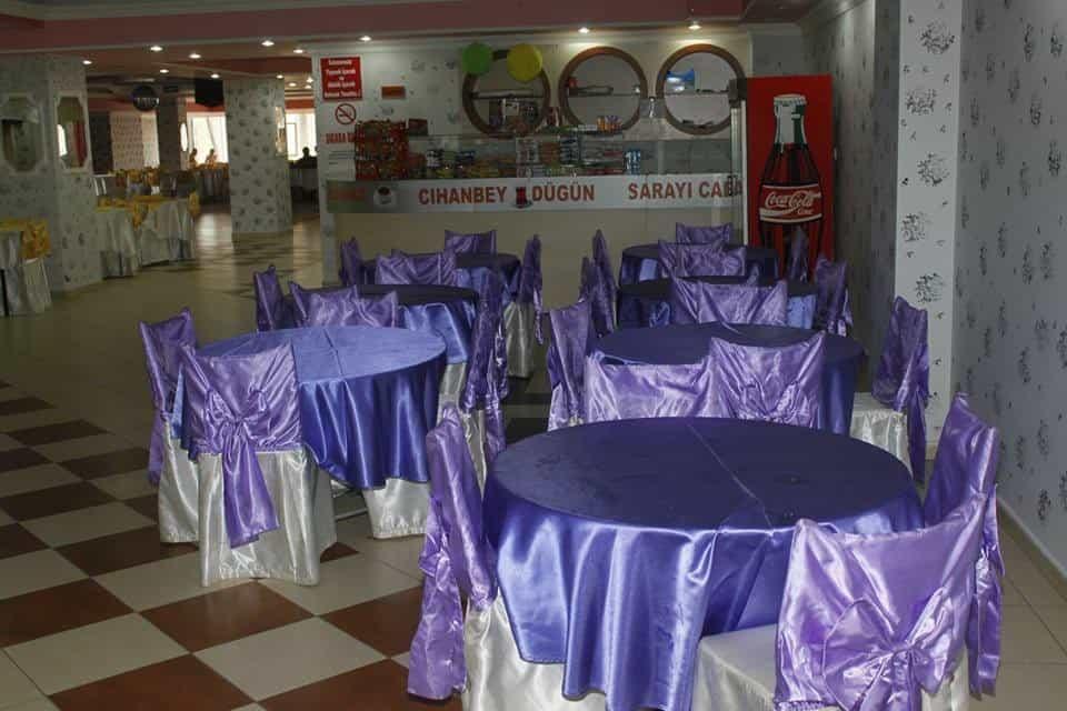 Cihanbey Düğün Salonu Düğün Fiyatları