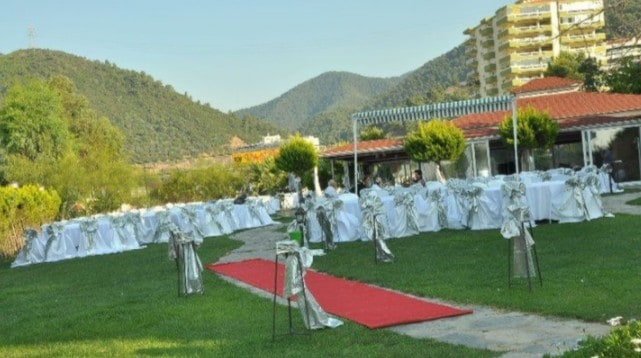 Eforyum Garden narlıdere düğün fiyatları