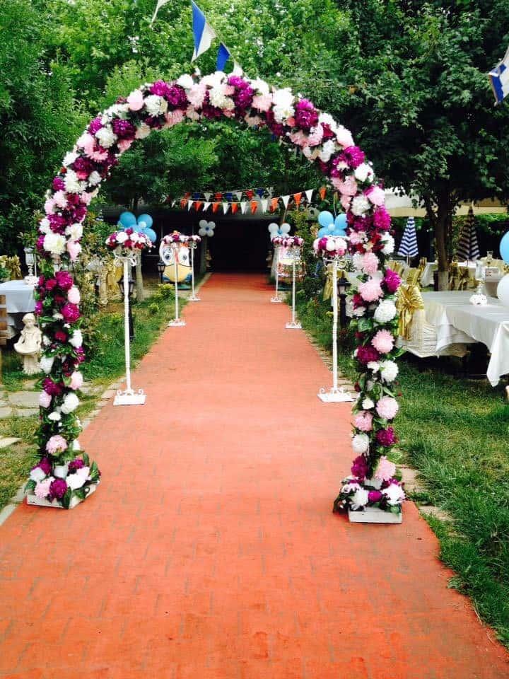 Yonca Bahçesi Kır Düğünü ümraniye düğün fiyatları