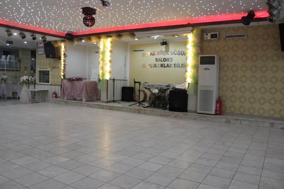 Beyaz Köşk Düğün Salonu Düğün Fiyatları