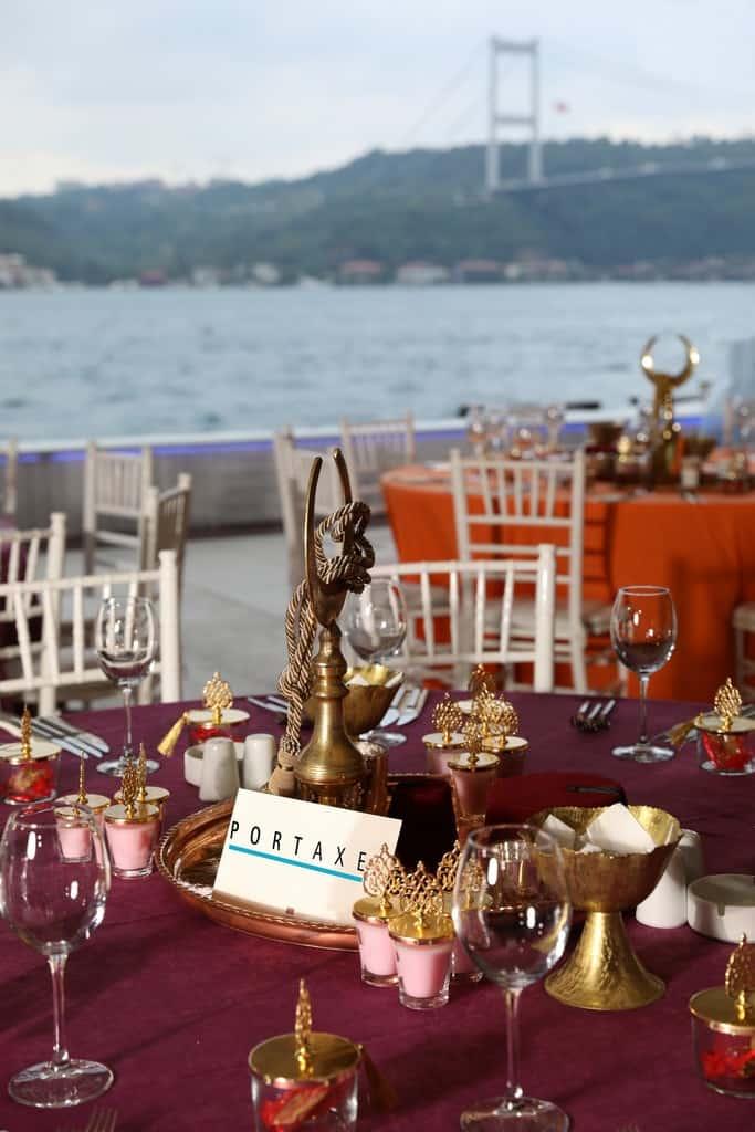 Portaxe Sarıyer Düğün Fiyatları