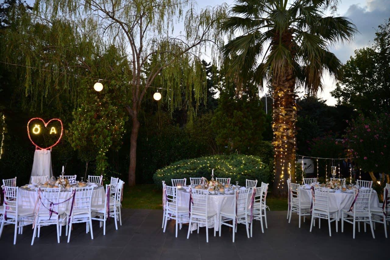 Golden Chef Düğün Davet Sarıyer Tarabya düğün fiyatları