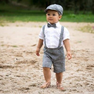Bebek ve Çocuk Damatlık Modelleri