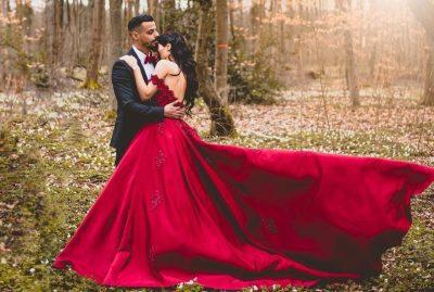 Uzun Kollu Abiye ve Nişanlık Modelleri