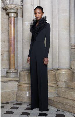 Siyah Abiye ve Nişanlık Modelleri