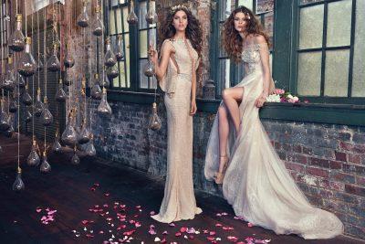 Taşlı Abiye Kıyafet ve Nişanlık Modelleri