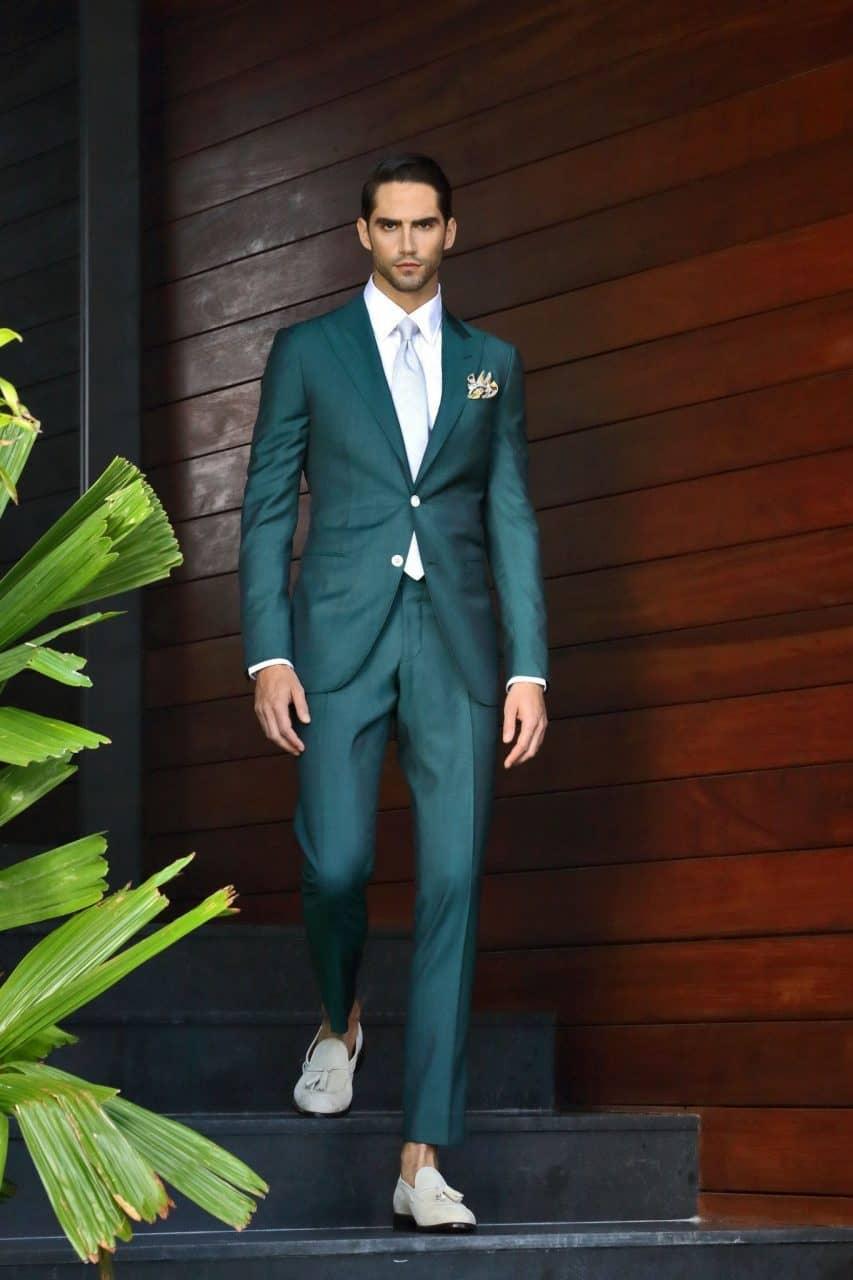 Yeşil Damatlık Modelleri