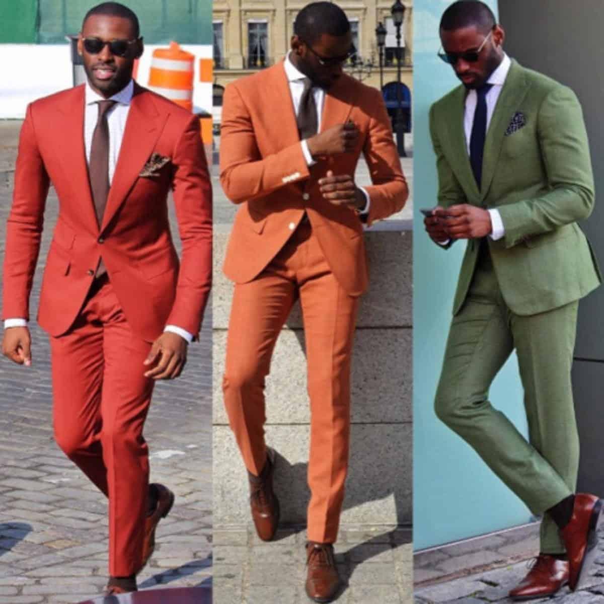 Renkli Damatlık Modelleri