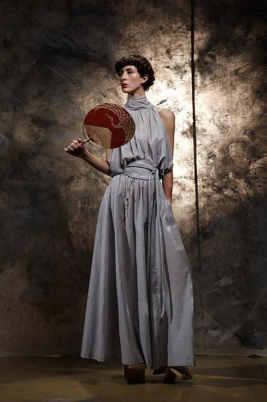 Japon Stili Abiye Nişanlık Modelleri
