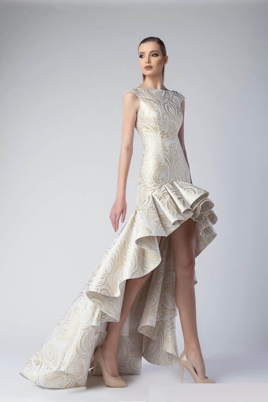 616a0d5c626fc 2018'in En Şık Önü Kısa Arkası Uzun Abiye Elbise ve Nişanlık Modelleri