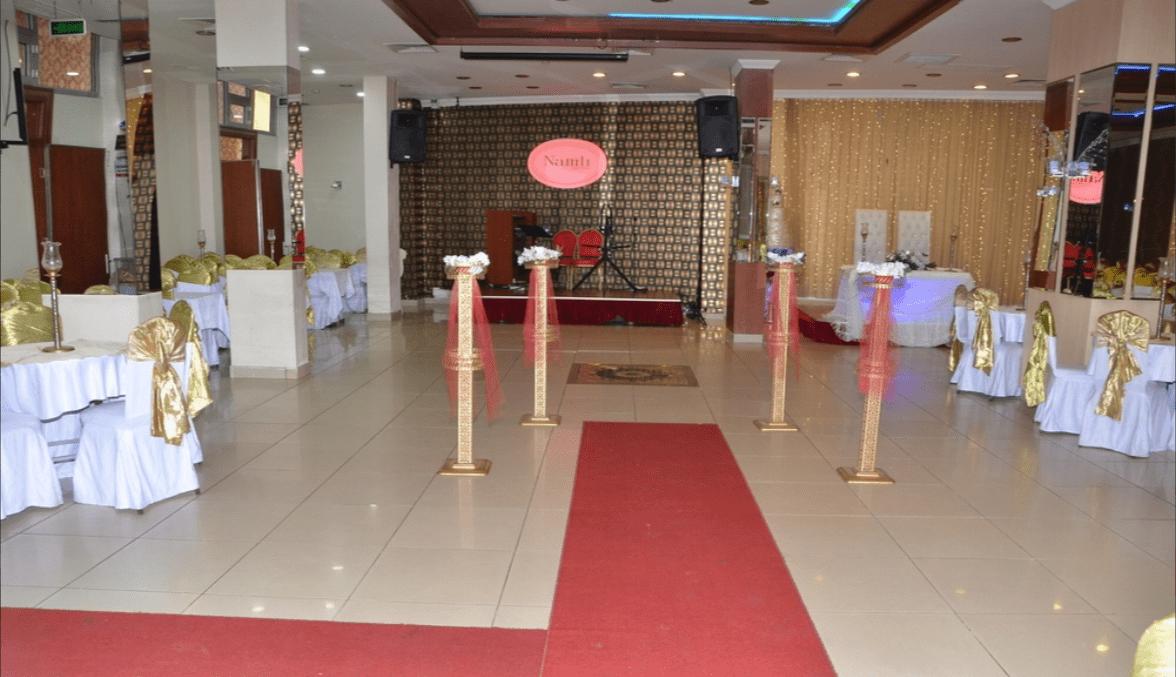 Namlı Restaurant Düğün Salonu Düğün Fiyatları