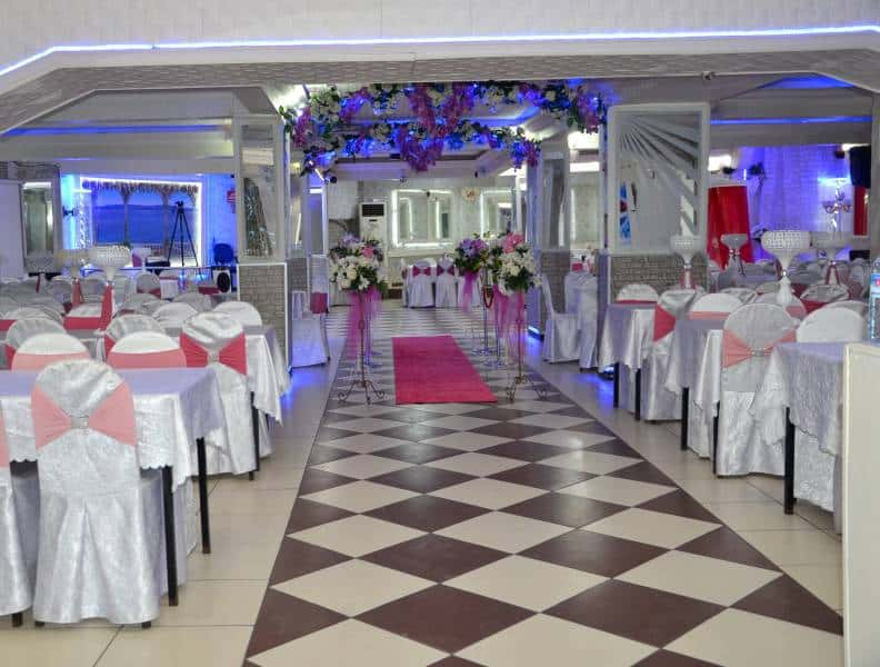 Örnek 1 Düğün Salonu Düğün Fiyatları