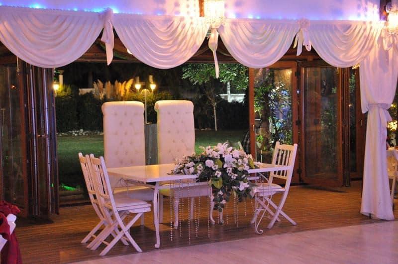 Saklı Bahçe Düğün Fiyatları