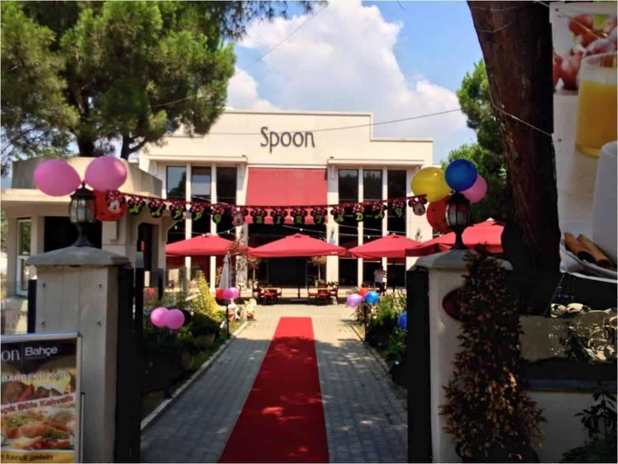 Spoon Restaurant Düğün Fiyatları