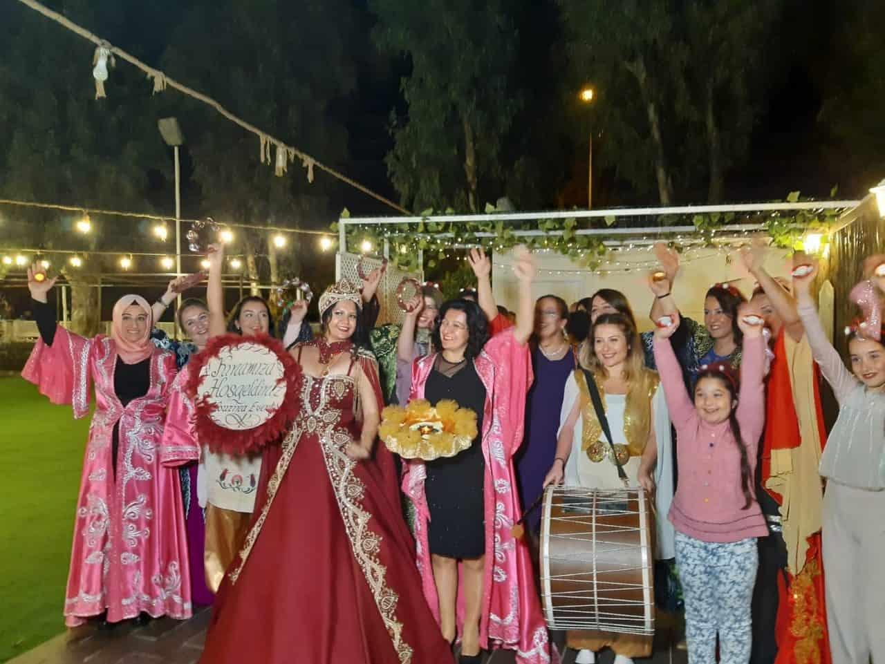 Kouzina Balçova Kına Gecesi Mekanları