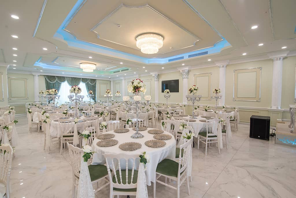 Beyaz Çırağan Düğün Davet ve Balo Salonu Bağcılar Düğün Fiyatları