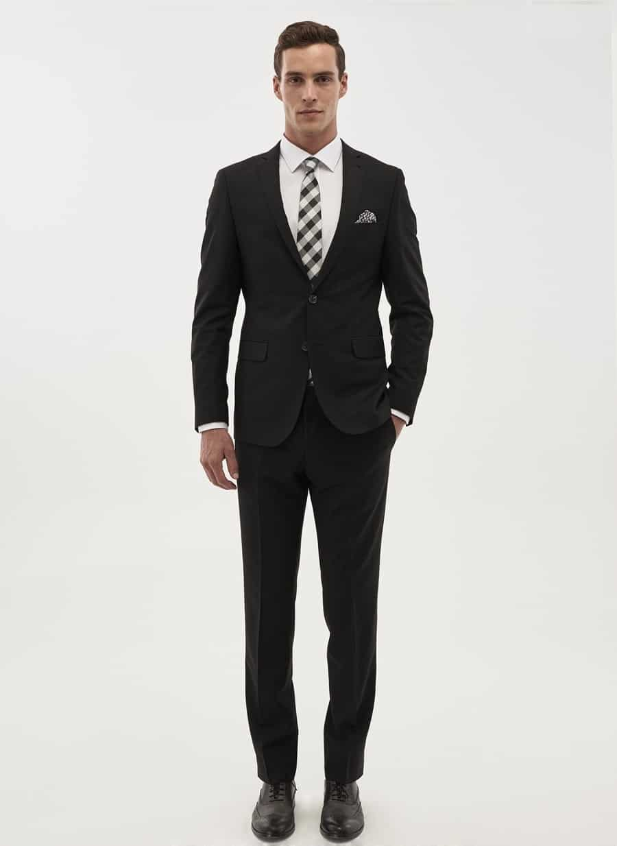 Kravatlı Damatlık Modelleri