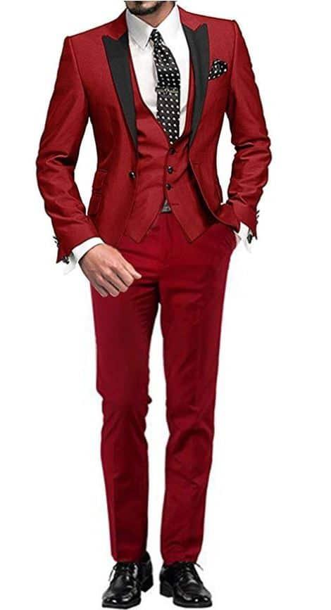 Kırmızı Damatlık Modelleri
