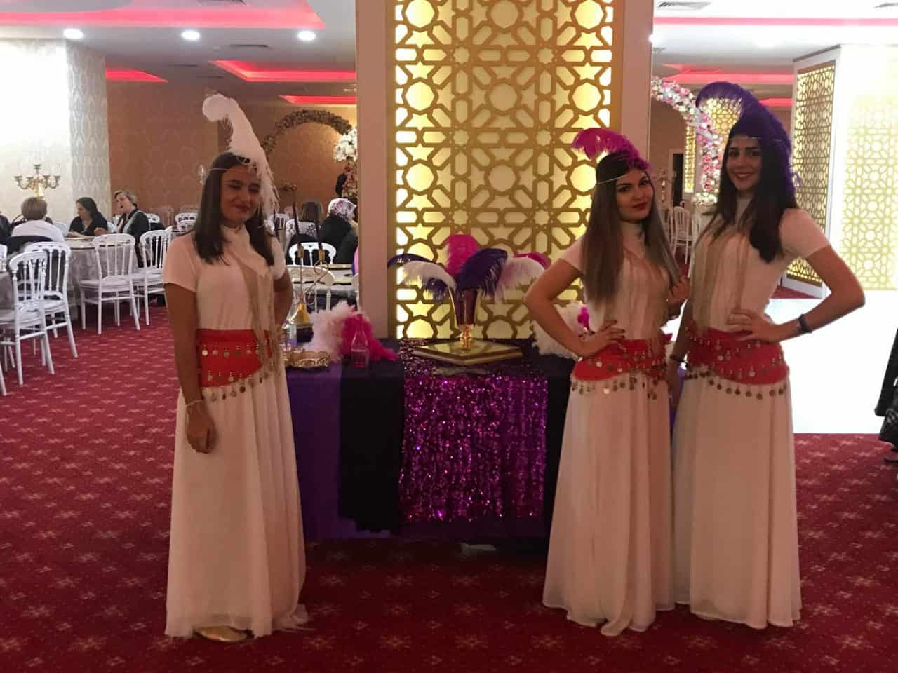 harem de party bahcelievler istanbul kına mekanları