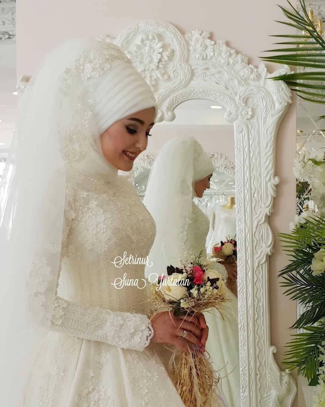 538a682af8089 Setri Nur - Gelinlik Modelleri ve Fiyatları - Düğün Buketi