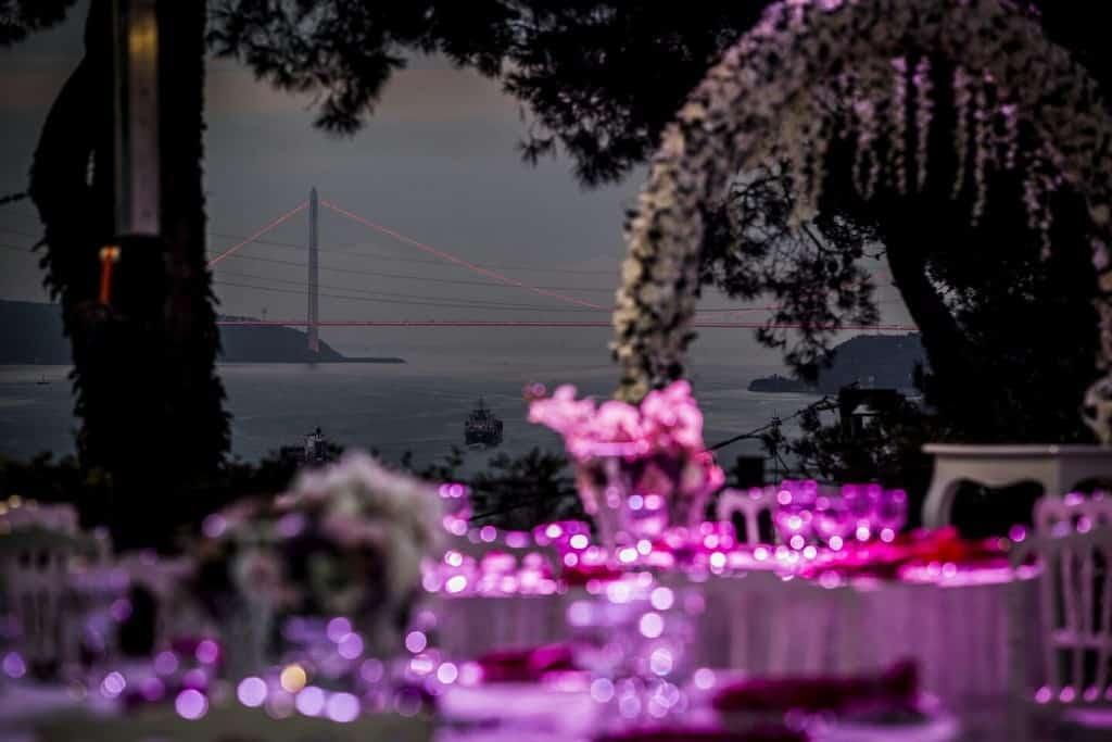 çamlık garden Sarıyer Düğün Fiyatları