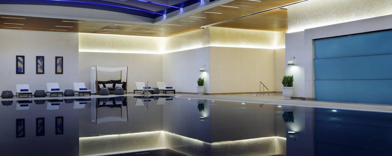 İstanbul Marriott Hotel Gelin Hamamı