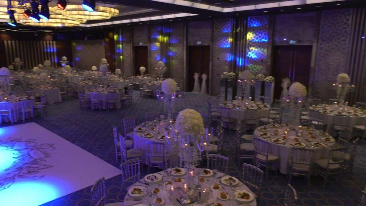 Steigenberger Airport Istanbul Düğün Videoları 1