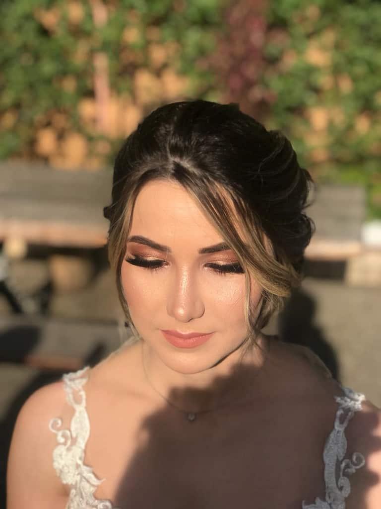San coiffure Kadıköy Gelin Saçı makyajı Fiyatları