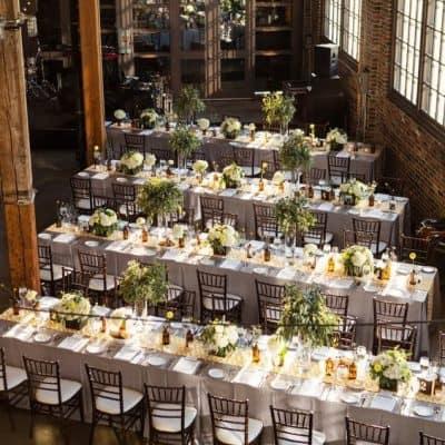 Restaurantta Düğün