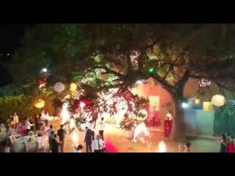 Şamdan Kır Düğün Salonu Düğün Videoları 1