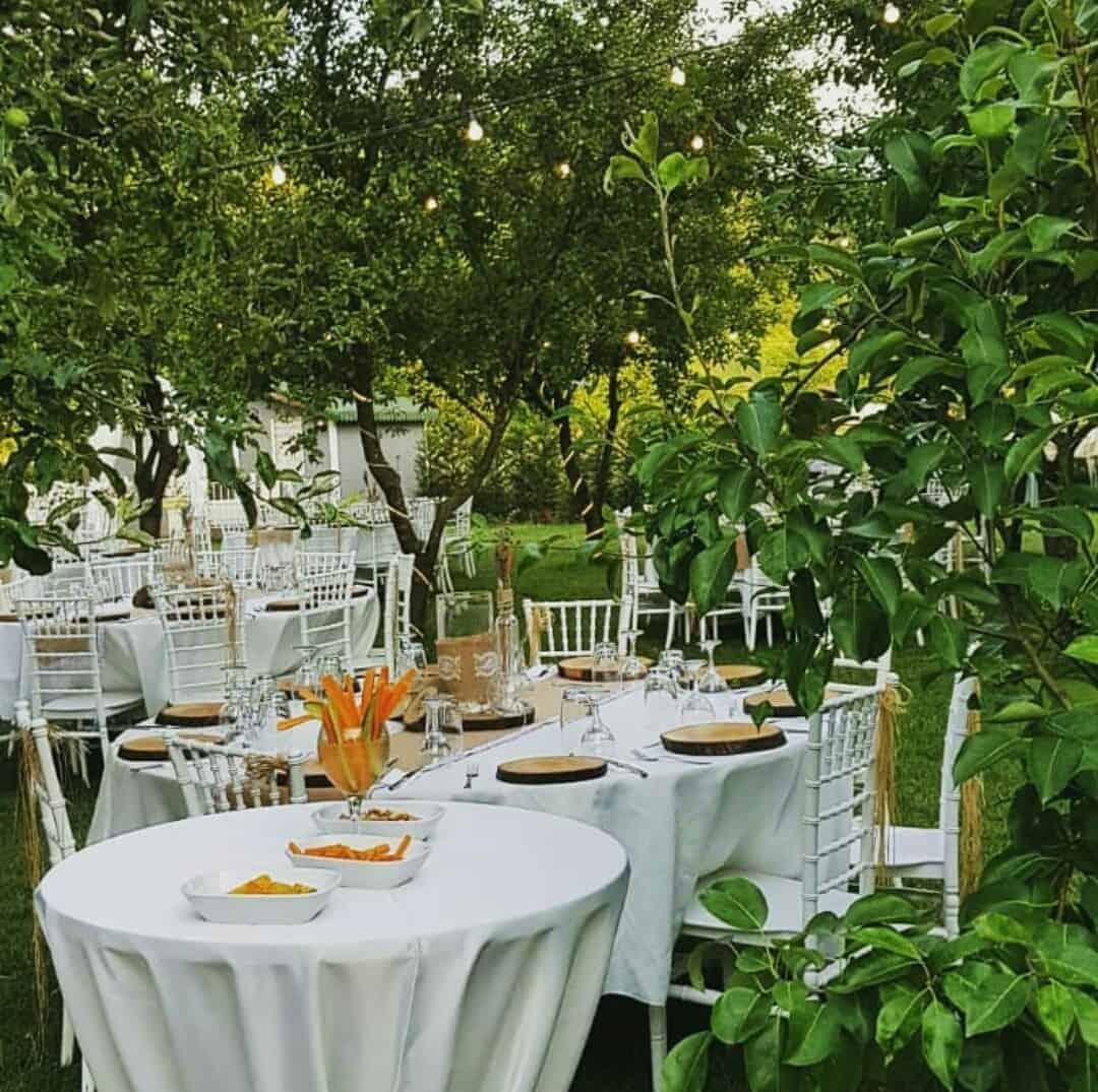 Senfoni Garden Kır Düğünü Beykoz Kır Düğünü Fİyatları