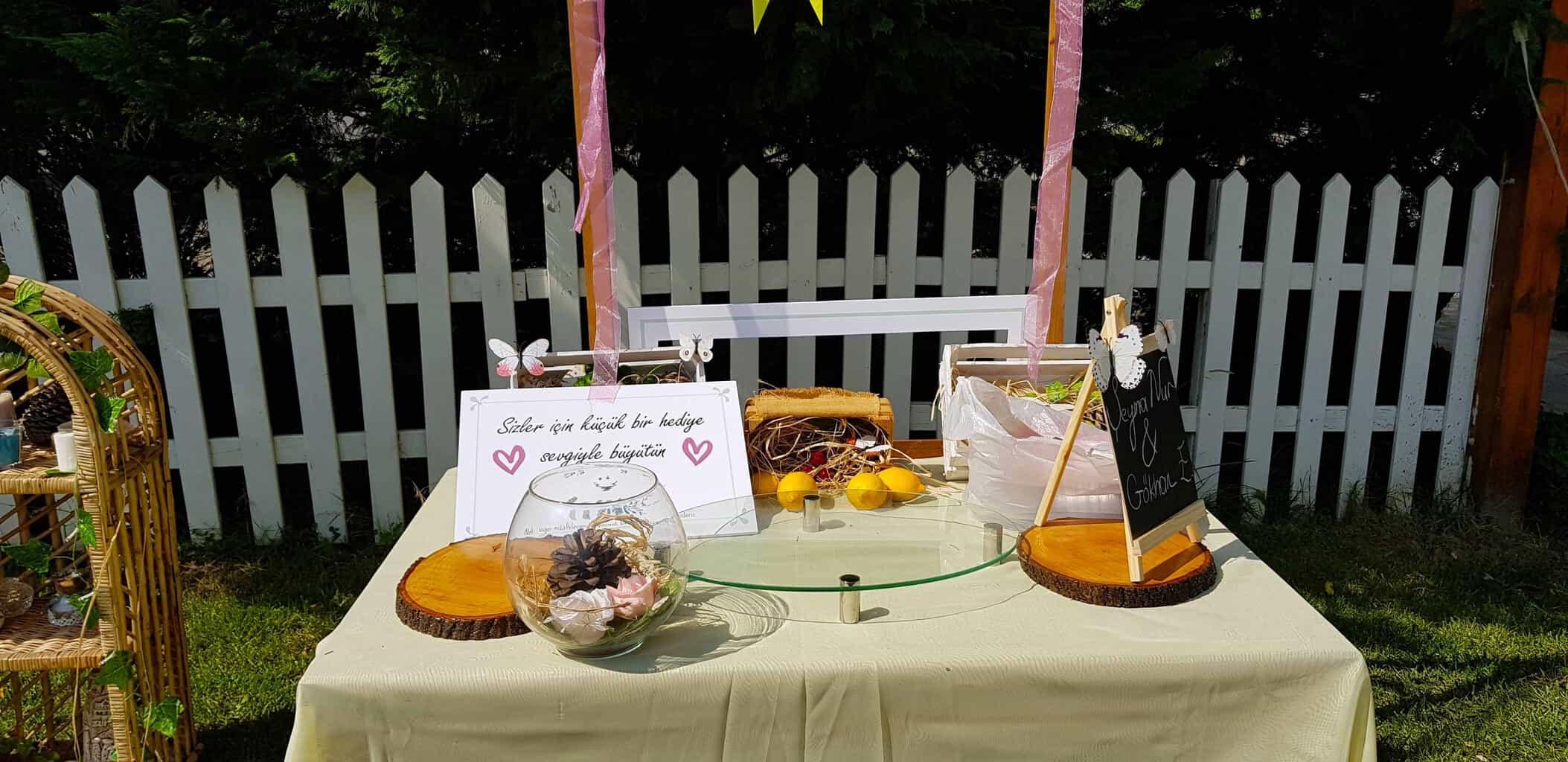Senfoni Garden Kır Düğünü Beykoz Kır Düğünü Fiyatları
