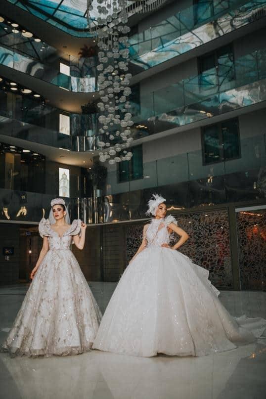 Pınar Bent Haute Couture Gelinlik Fiyatları İstanbul Kağıthane