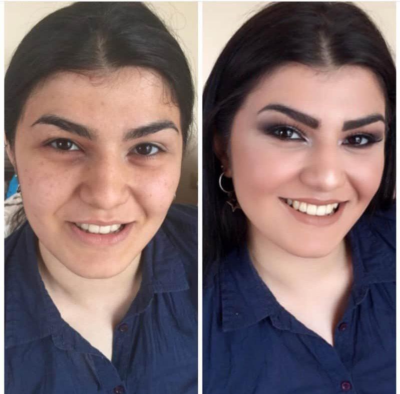 Makeup By Jeylo Kağıthane Gelin makyajı Fiyatları