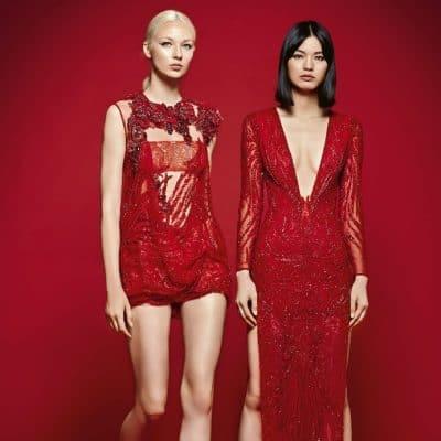 b0be8ea5aa669 Hem kısa hem de uzun elbise seçeneklerini bulabileceğiniz kırmızı yılbaşı  elbise modelleri arasında kan kırmızının yanı sıra bordo elbise seçenekleri  de ...