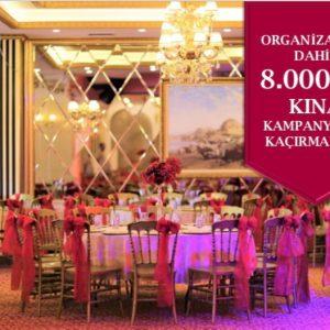 Wedding Palace Kuyumcukent Kampanya
