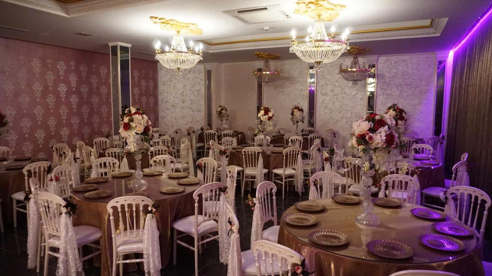 Violet Balo Davet Avcılar Düğün Fiyatları