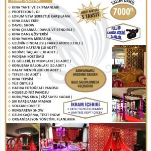 Wedding Palace Kuyumcukent