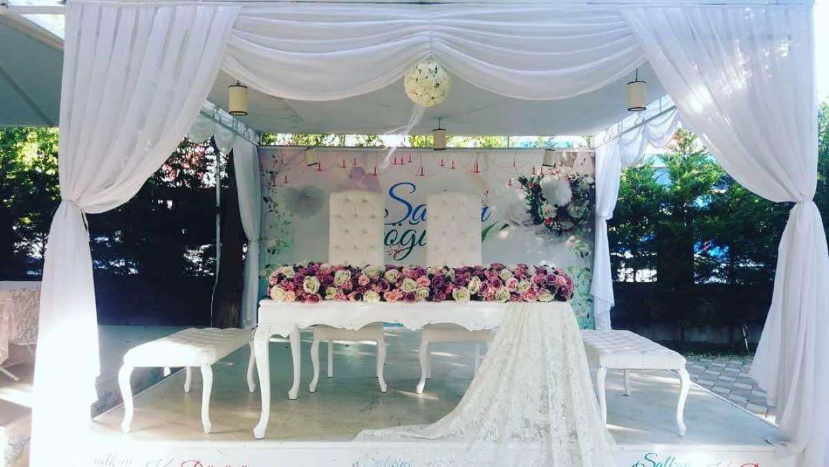 Salkım Söğüt Kır Bahçesi Yenimahalle Düğün Fiyatları