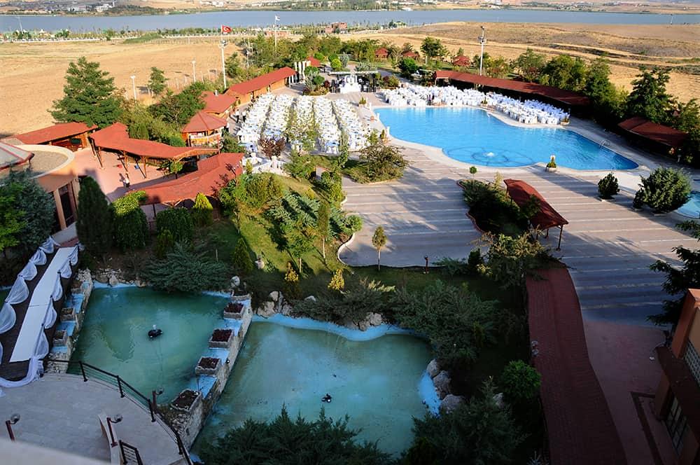 Patalya Lakeside Resort Hotel - Otelde Düğün Fiyatları - DüğünBuketi.com