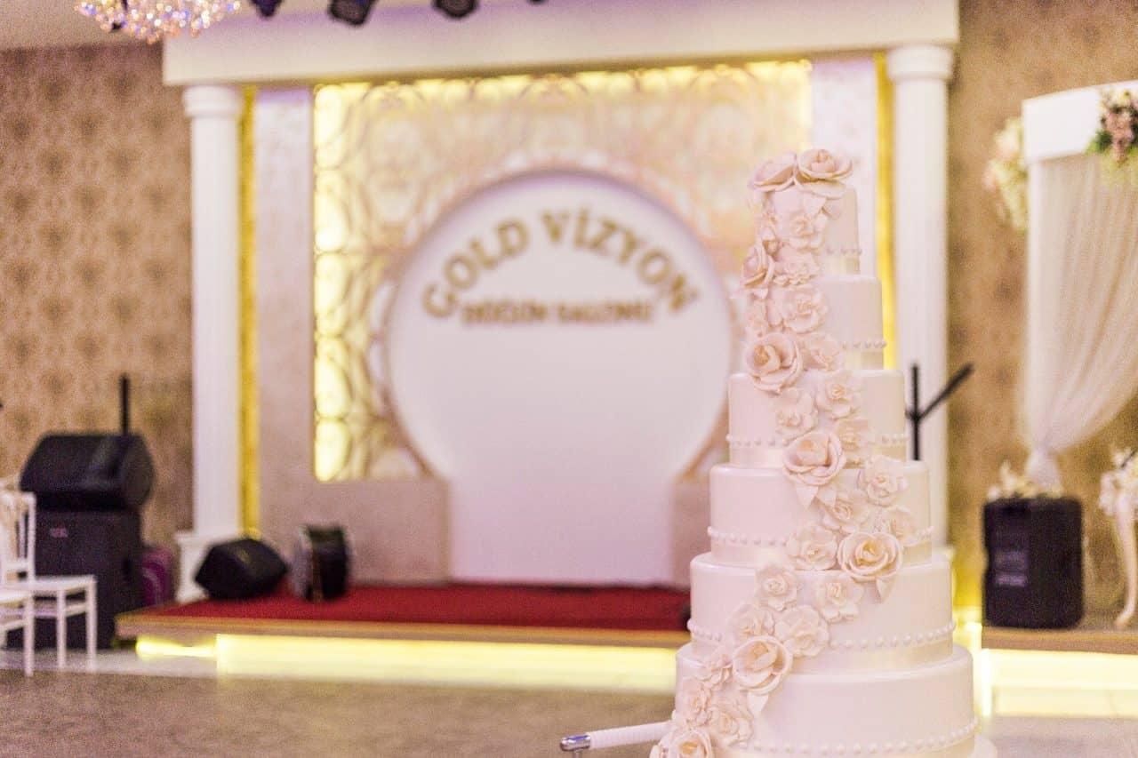 Salon Gold Vizyon İstanbul Esenyurt Düğün Fiyatları