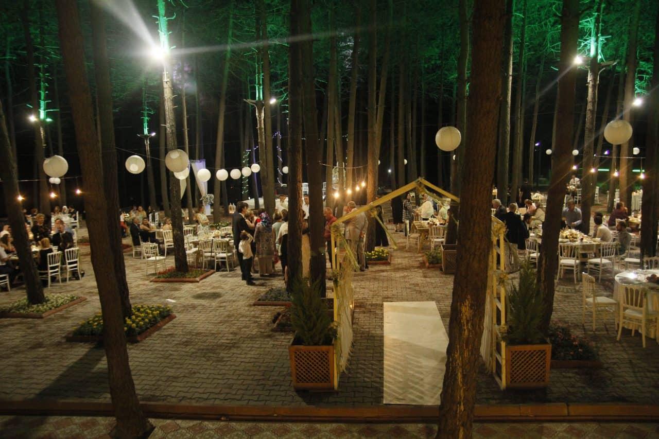Salon Yeşilçam İstanbul Maltepe Kır Düğünü Mekanları