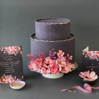 Nişan Pastası Modelleri 2019