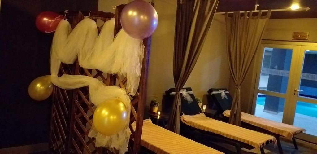 Akman Tzob Otel Gelin Hamamı Yenimahalle