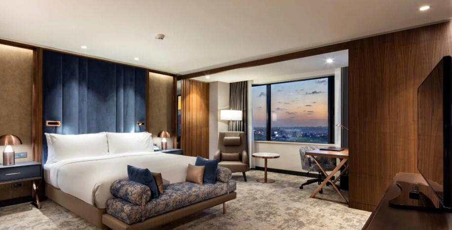 Hilton İstanbul Maslak Otelde Düğün Fiyatları